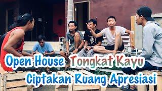 "VLOG 29 | Open House Tongkat Kayu Bertajuk APTUYULAH"""