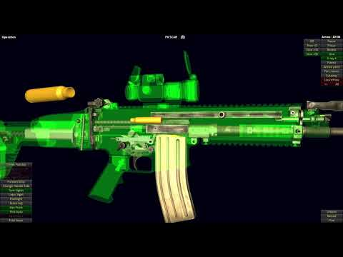 How The FN SCAR L Works (World Of Guns)