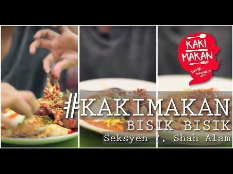 #KakiMakan: Bisik-Bisik, Seksyen 7 Shah Alam.