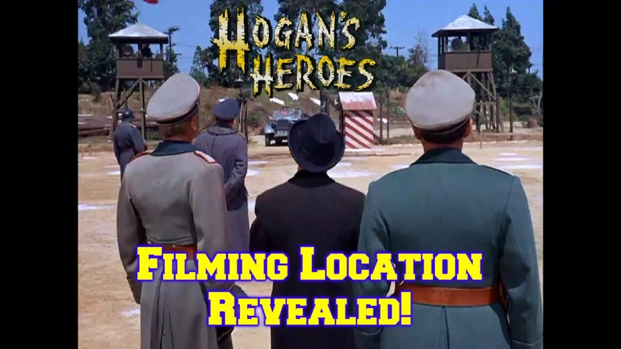 Download Hogan's Heroes FILMING LOCATION Revealed! Before and After/Then and Now!