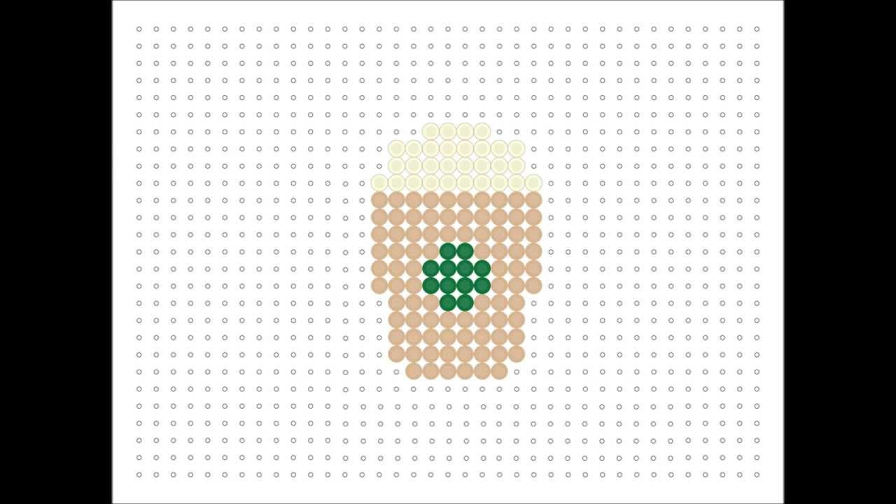 Hama Bead Starbucks Coffee Drink Series 3 Youtube