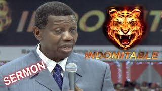Pastor EA Adeboye Sermon  RCCG October 2018 HOLY GHOST SERVICE