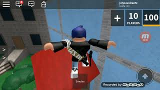 ROBLOX-Murder Mistery-the most innocent noob of all 😆😆😆😆 (Suba a desc PFV)