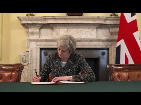 Brexit: What happens after Article 50