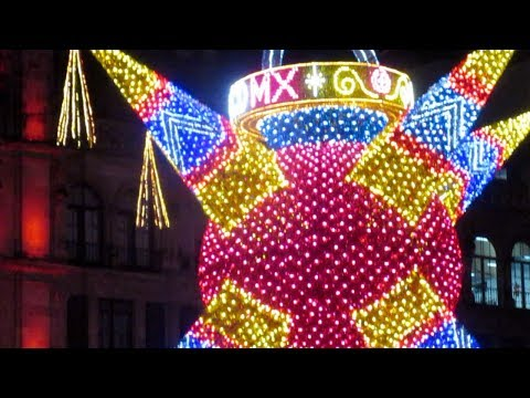Christmas in Mexico City // Gringos in Mexico City Vlog