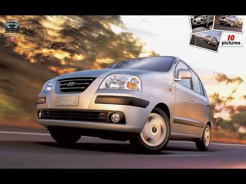 Hyundai Atos Prime 2004 Youtube