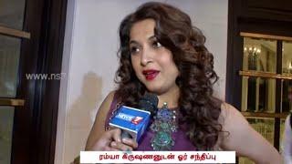 Ramya Krishnan talks about her upcoming movies   Super Housefull   News7 Tamil
