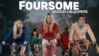 FOURSOME SEASON 4 BLOOPERS