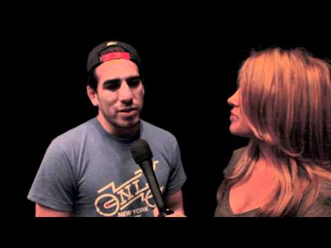 Kavita Channe catches up with Kenny Florian at UFC on FX...