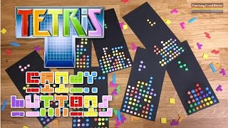 TETRIS® CANDY BUTTONS, Fantasy Food Show - Episode 7