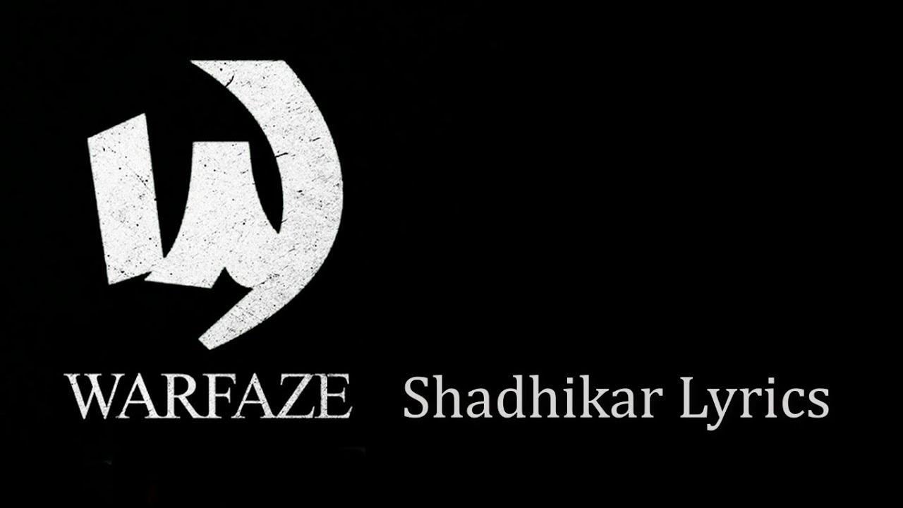 warfaze-shadhikar-lyrics-room-505
