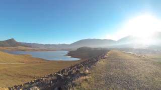 The Drought of Emigrant Lake Ashland Oregon