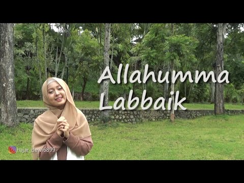 allahumma-labbaik-(cover-by-dewi-hajar)