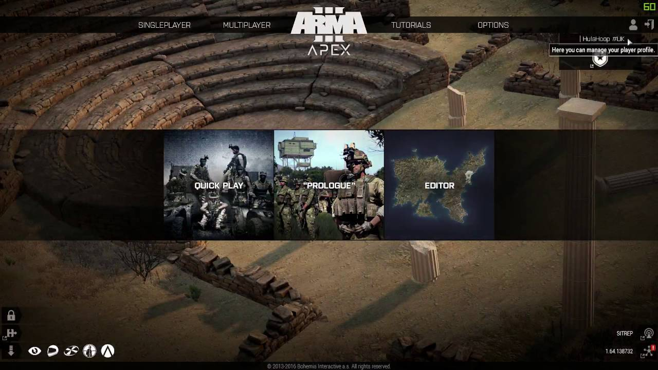 How to apply a Squad XML Arma 3 2019