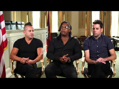 God's Not Dead 2: Music Group Newsboys Behind the Scenes Movie Interview