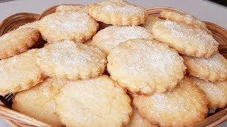 Улетает словно семечки!Сахарное рассыпчатое печенье с ароматом лимона!