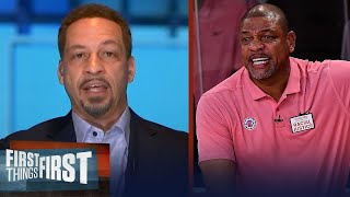 Chris Broussard on Clippers moving on from Doc as HC after 7 seasons | NBA | FIRST THINGS FIRST