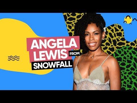 Angela Lewis Teases Snowfall Season 2