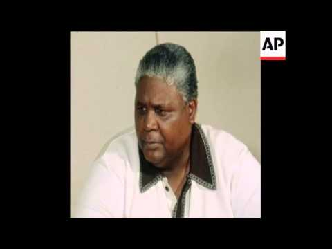 SYND 15 2 79 JOSHUA NKOMO INTERVIEW ON THE SHOOTING DOWN OF RHODESIAN VISCOUNT