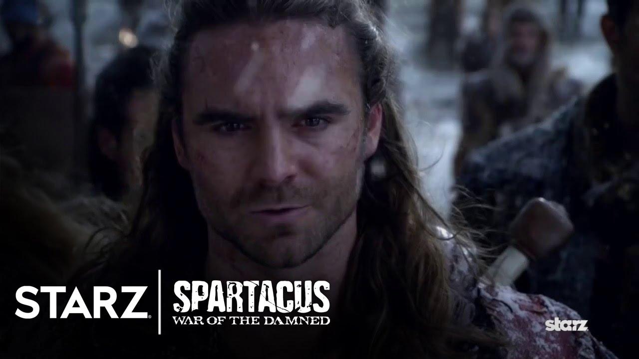 spartacus war of the damned season 1 watch online