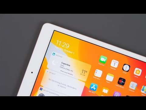 """2019 10.2"""" IPad Review - Get The Old One!"""