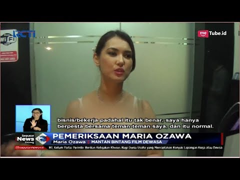 Maria Ozawa Diperiksa Imigrasi Bali, Begini Kronologisnya - SIS 07/11 Mp3