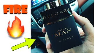 Bvlgari Man in Black Review! Great complement getter