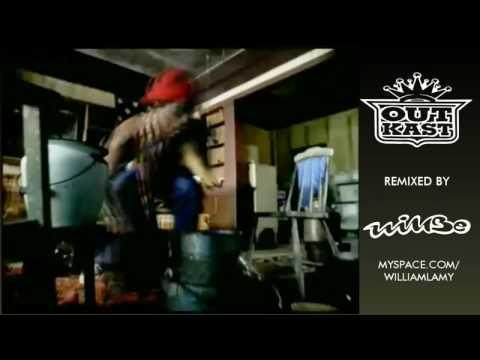Outkast - Ms Jackson (Willbe remix)