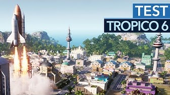 Tolle Aufbau-Strategie aus Deutschland muss nicht Anno heißen - Tropico 6 im Test
