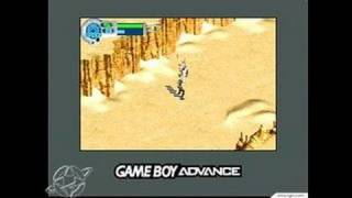 Star Wars: The New Droid Army Game Boy Gameplay_2002_10_14_1