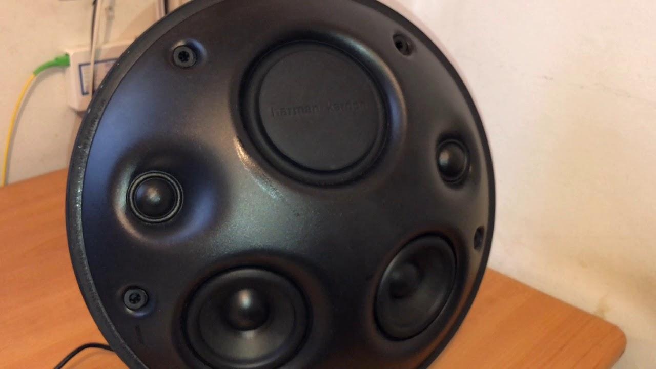Prueba de sonido 2 Harman Kardon Onyx Studio 4