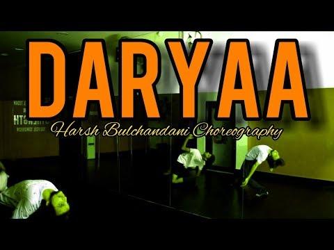 Daryaa - Deveshi Sahgal | Contemporary Dance By Harsh Bulchandani