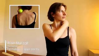 2 - Trigger Point auto massage avec balle - Alain Marzolf