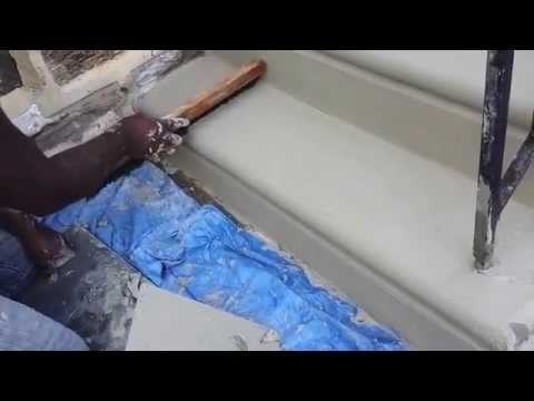 Easily Resurface concrete Steps | Concrete and Cement work Contractor