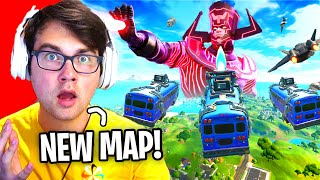 Season 5 NEW MAP Confirmed! (Galactus Event EXPLAINED in Fortnite)