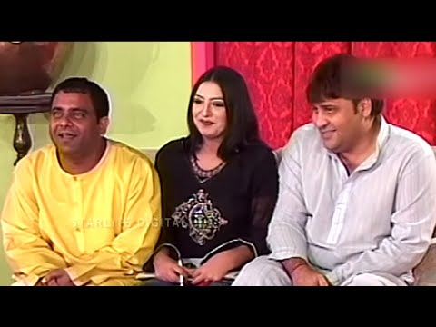 Best Of Gulfaam and Hassan Murad New Pakistani Stage Drama Full Comedy Funny Play