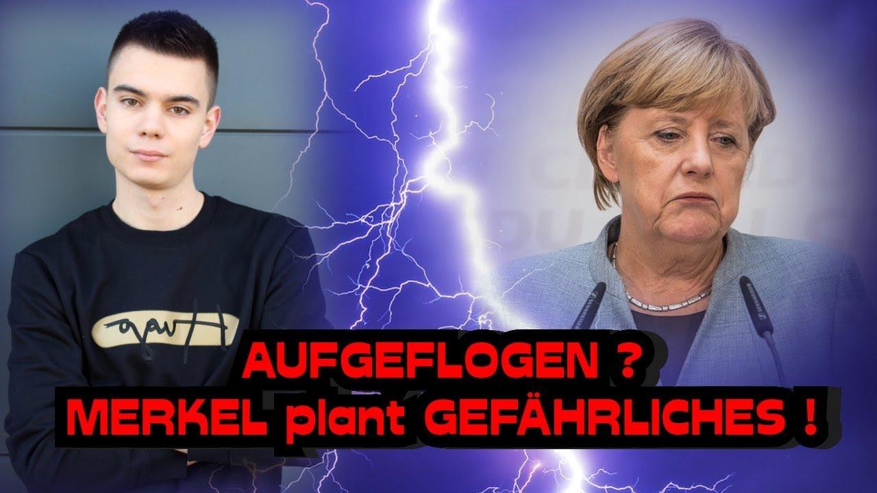 AUFGEFLOGEN? MERKEL plant GEFÄHRLICHES!