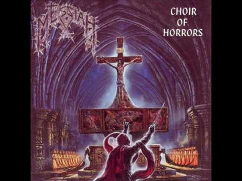 Messiah - Choir of Horrors 07 Northern Command