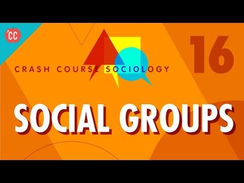 Social Groups: Crash Course Sociology #16