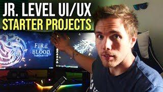 Jr. UI/UX Starter Projects at Lambda School #grindreel #lambdaschool #gameofthrones