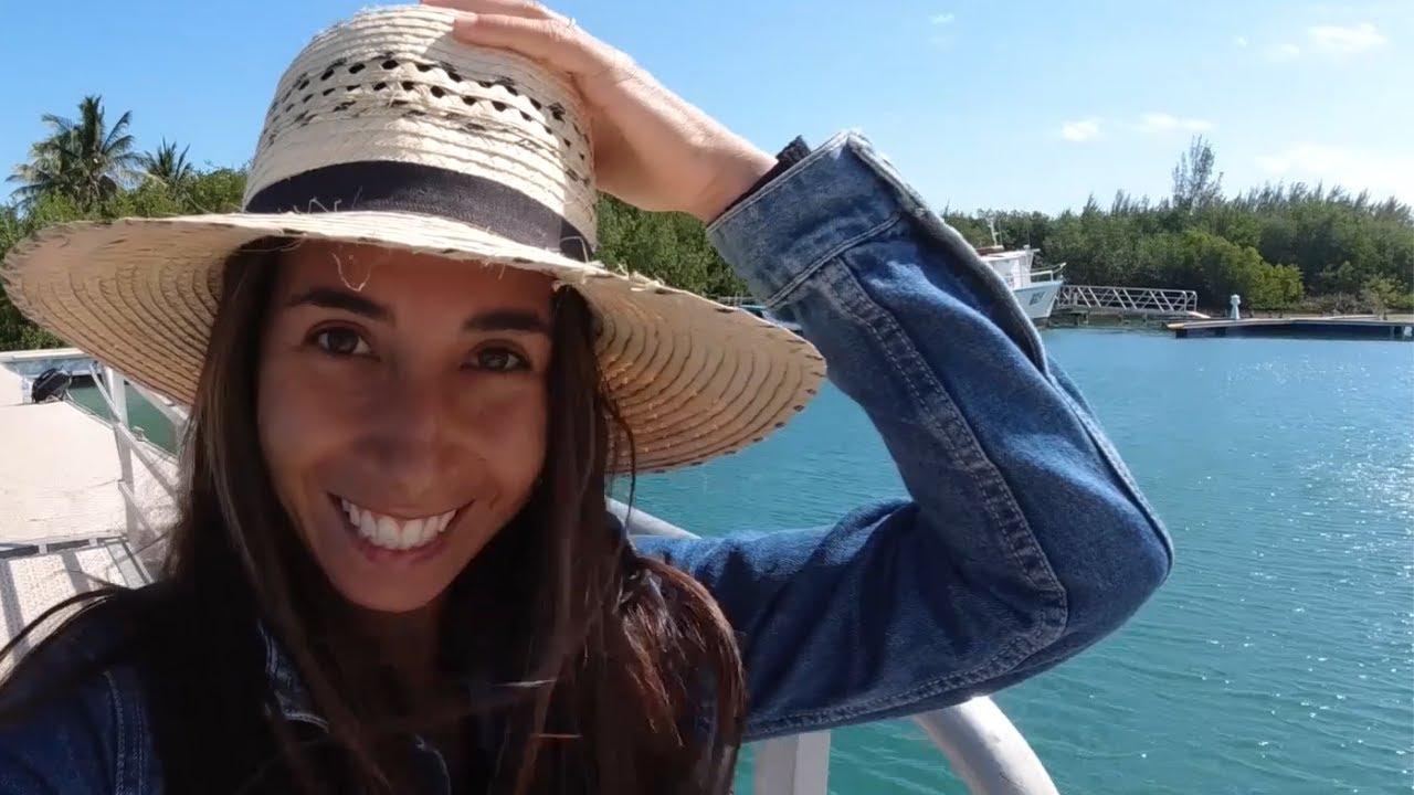 Ep. 279 Margarida returns - sailing, snorkeling, fishing, and adventure in Cuba