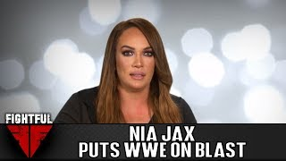 Nia Jax Calls Out WWE For Only Promoting White Women In Tweet | Fightful Wrestling