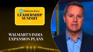 'Outstanding': Walmart CEO on tripling exports from India to $10 bn #HTLS2020