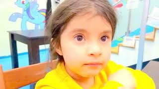 Ada Top Havuzunda / Türkan Saylan Kültür Merkezi Çocuk Dünyası / Eğlenceli Çocuk Videosu