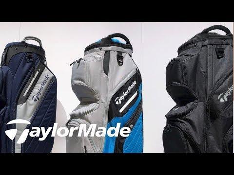 Golf Spotlight 2018 - TaylorMade Golf Bags