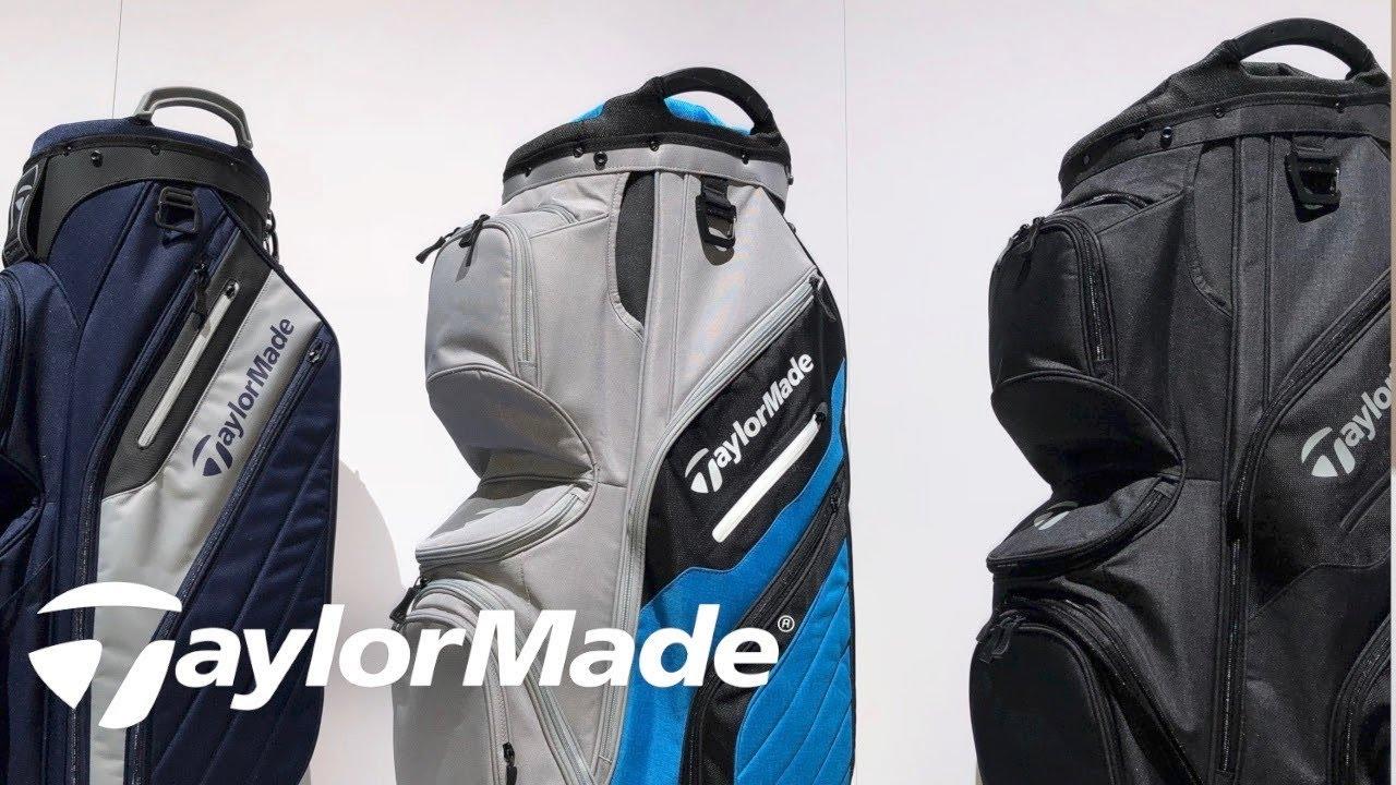 b35c9c6173 Golf Spotlight 2018 - TaylorMade Golf Bags - YouTube