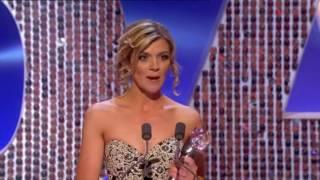 Jane Danson wins Best Dramatic Performance BSAs 2011