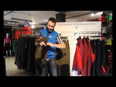 SALEWA Agner Denim Cotton Men's Pant YouTube
