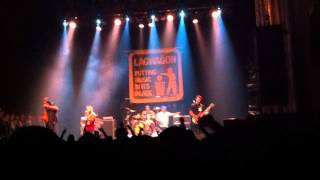 Lagwagon - Intro & Island of the Shame @ Montréal 2012