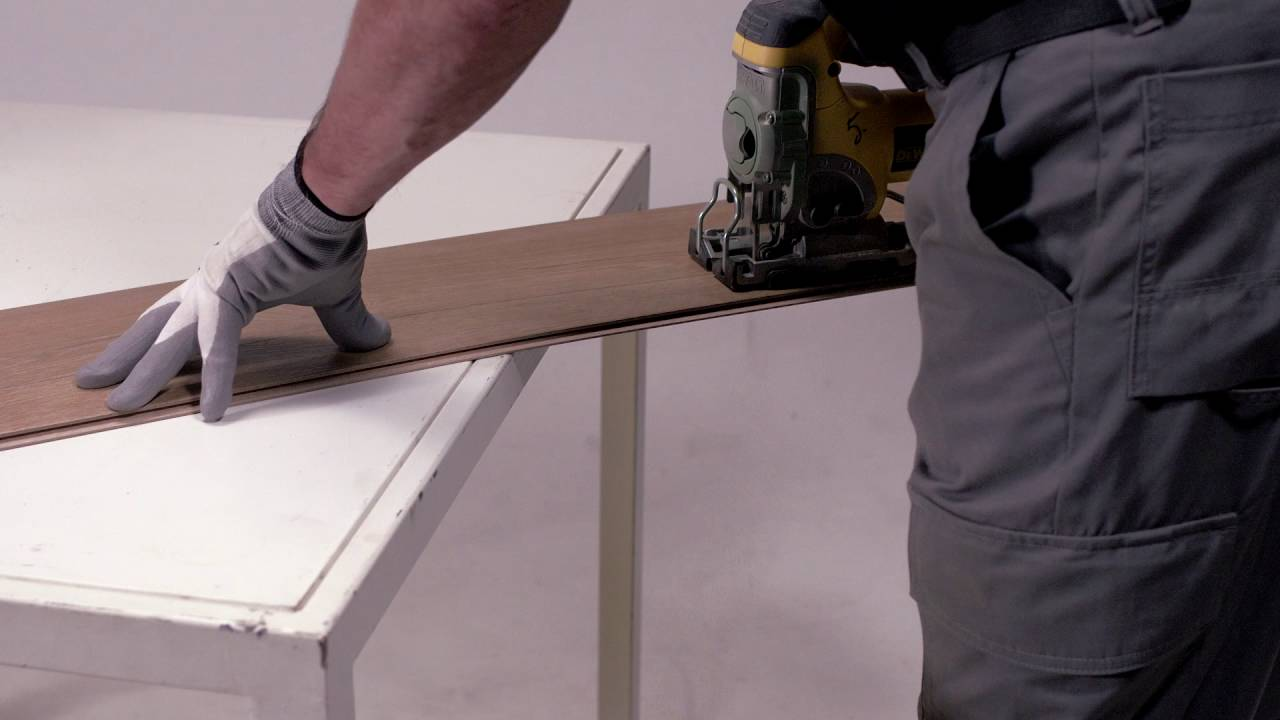How To Install Laminate Against A Curved Wall Tutorial By Quick Step
